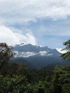 Le Mont Kinabalu